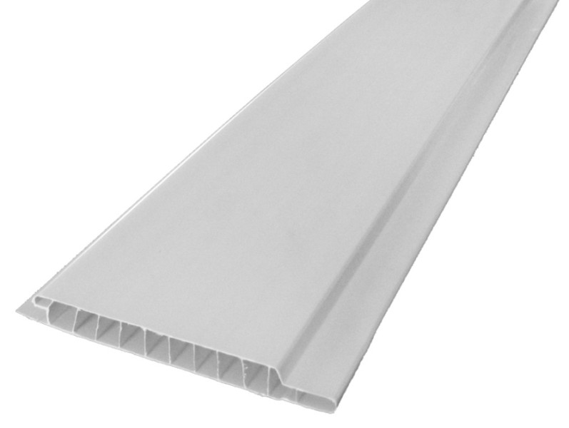 Raccord lambris pvc angle travaux renovation appartement for Lambris demi mur